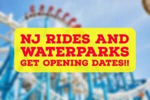 Rides and Waterparks Get Green Light to Open!!