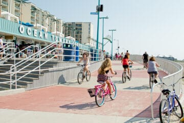 Wildwood Boardwalk Bike Rule Change!