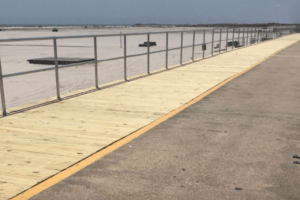 Wildwood Boardwalk Repairs Completed