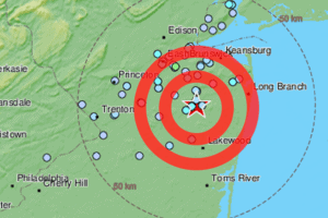 3.1 Magnitude Earthquake Hits New Jersey