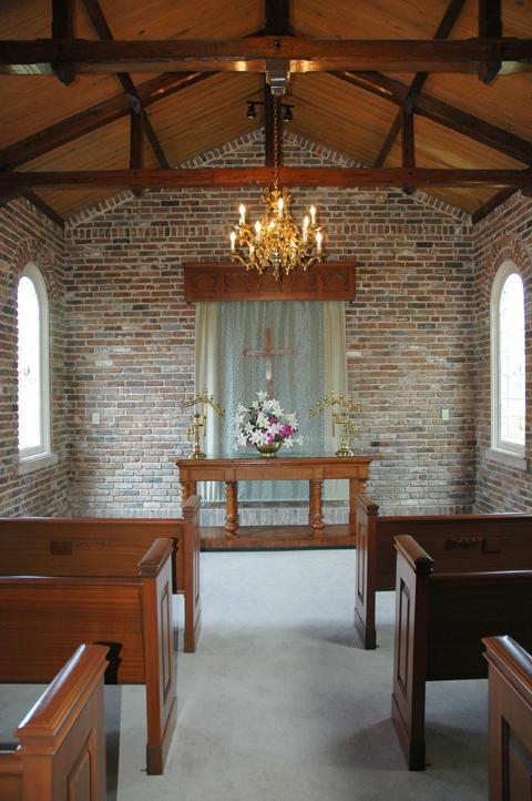Chapel Restored