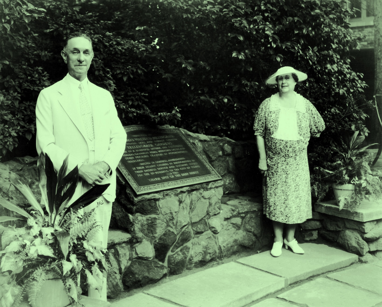 1938 Mr. & Mrs. Bellingrath ca 1938