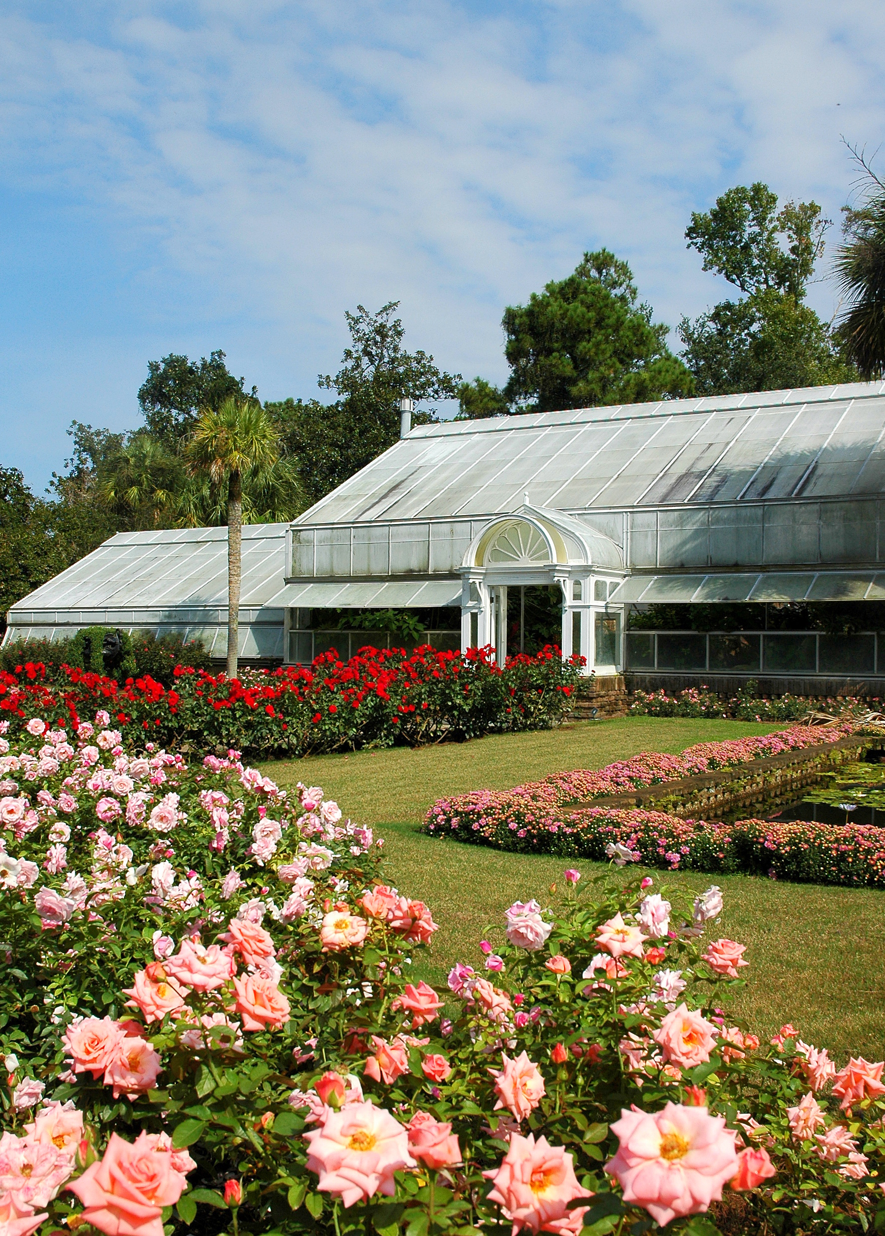2003 The Bellingrath Rose Garden and Conservatory