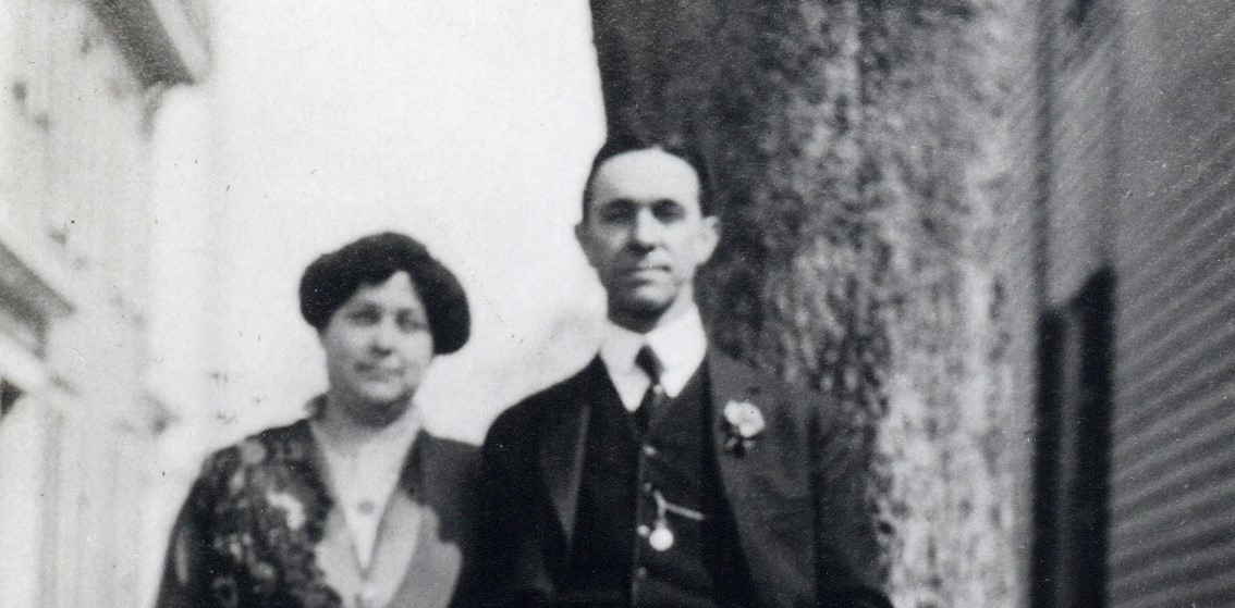 Marriage To Bessie Mae Morse