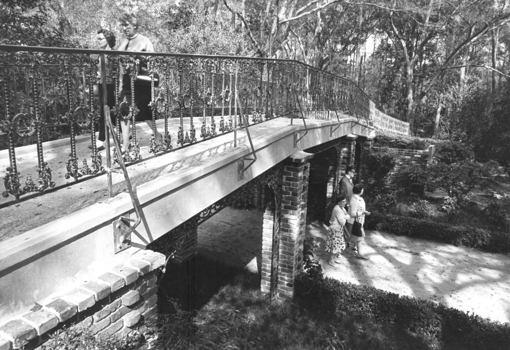 Completed Rose Bridge
