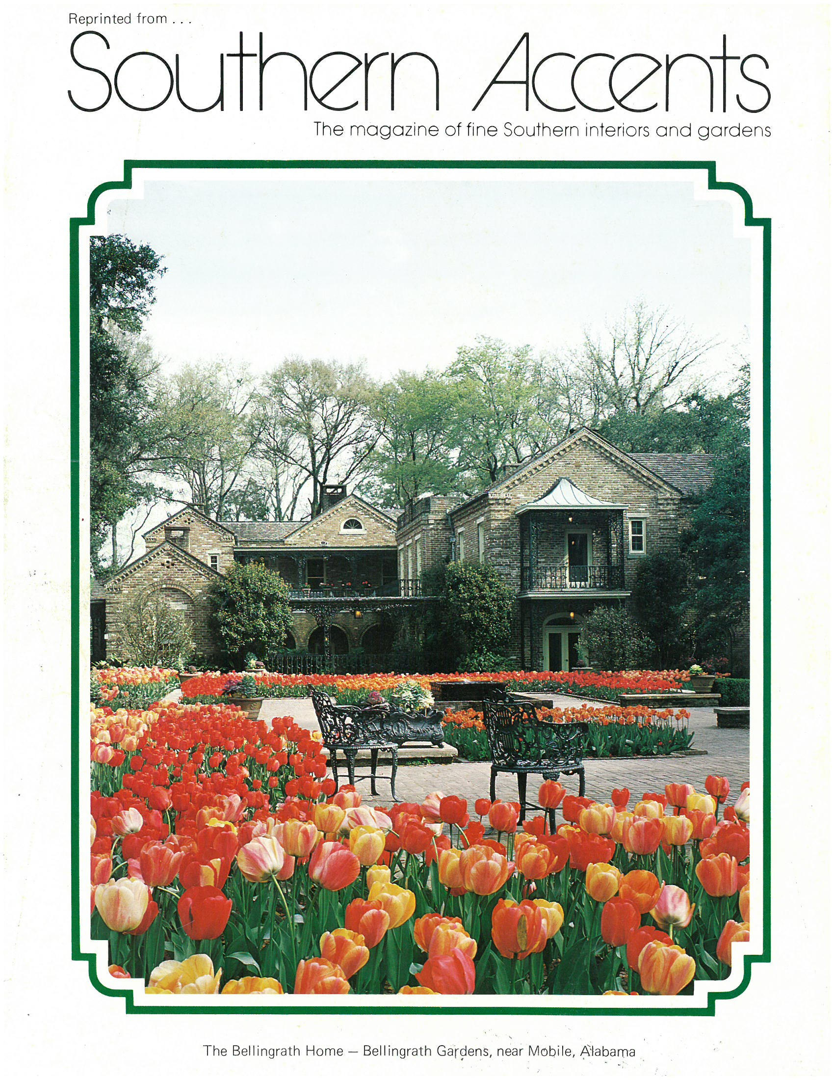 Bellingrath In Southern Accents
