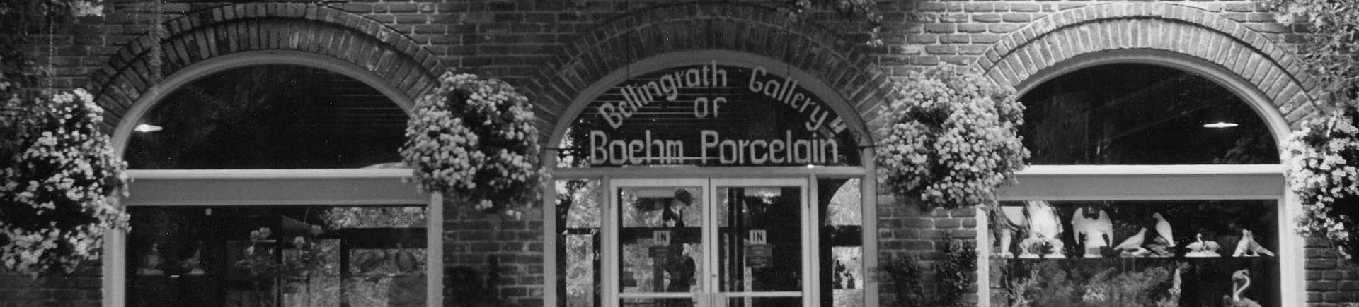 Delchamps Gallery Of Boehm Porcelain Is Dedicated