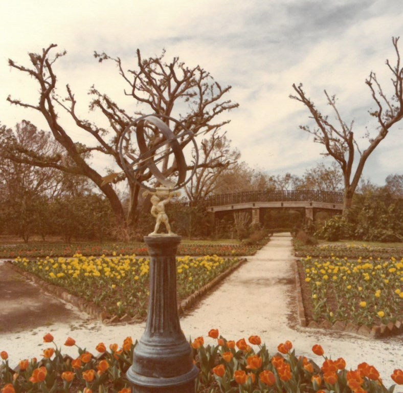 Gardens Reopen After Frederic