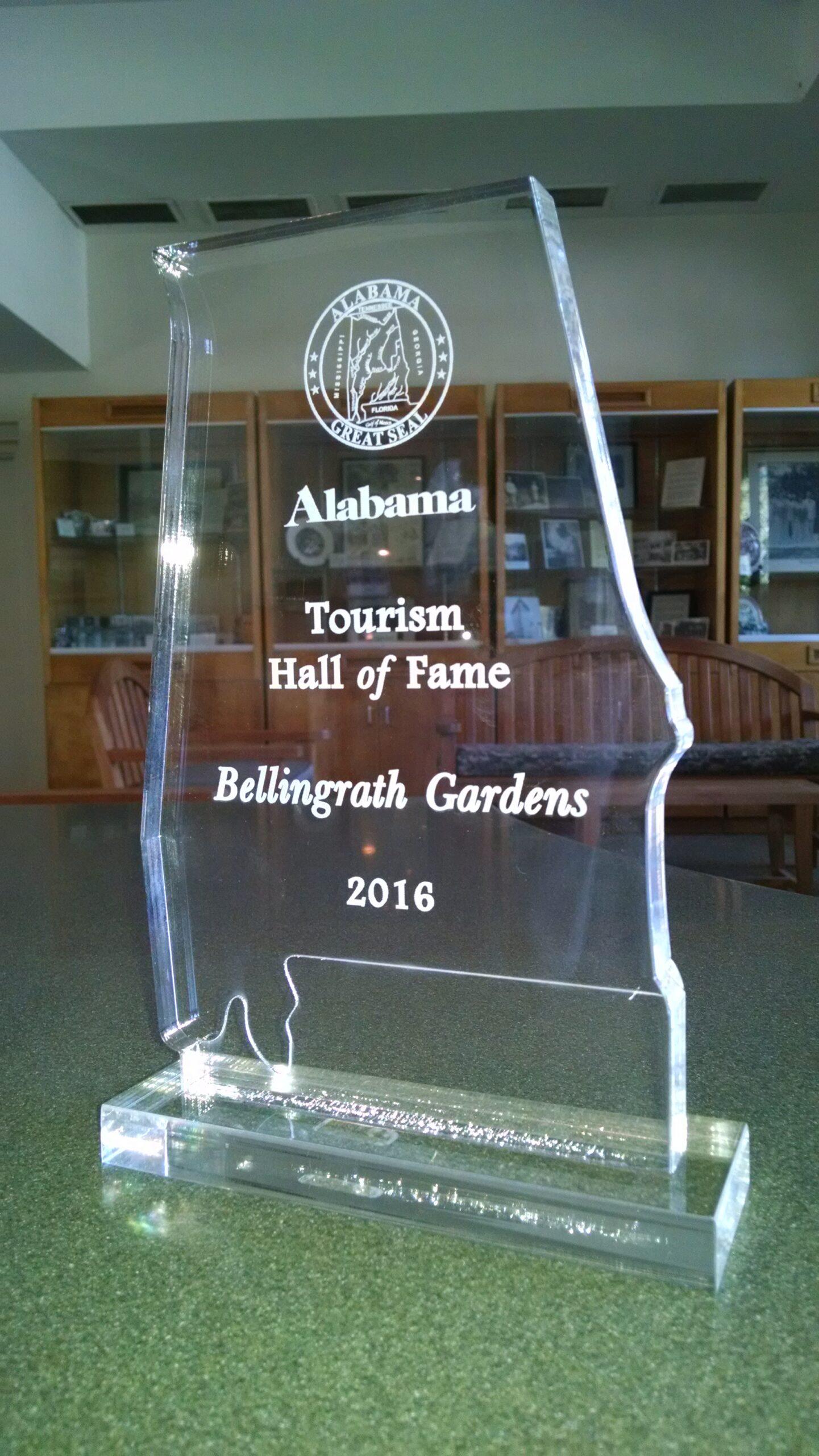Alabama Tourism Hall Of Fame