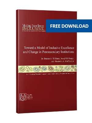 Toward a Model of Inclusive Excellence