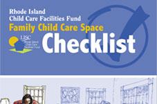Family Child Care Space Checklist