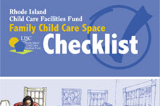 Family Child Care Space Checklist