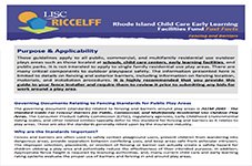 RICCELFF Fast Facts: Fencing and Playground Perimeter Information