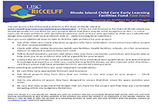 RICCELFF Fast Facts: Architect