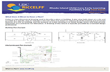 RICCELFF Fast Facts: What is a Plan?