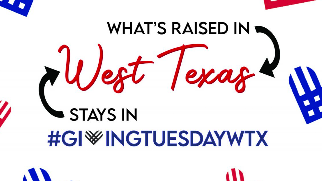 #GivingTuesdayWTX-September 8-12-2020