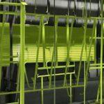 Powder-Coating-Action-Lime-Green-Frame