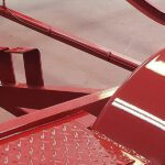 Powder-Coating-Action-Red-Chassis