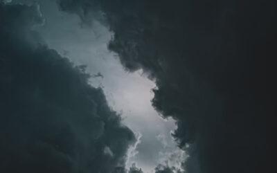 Poem: God's Black Breath