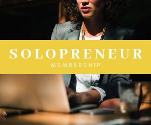 solopreneur membership