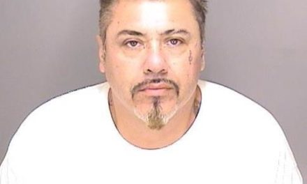 Pursuit leads to arrest in Merced