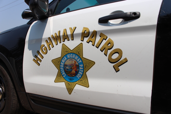 Vehicle Collision Results In Burned Vehicle