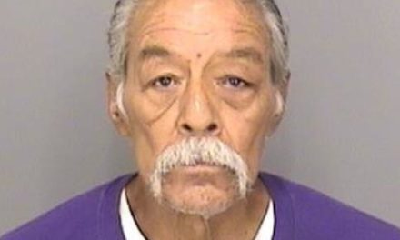 Sex offender arrested in Merced