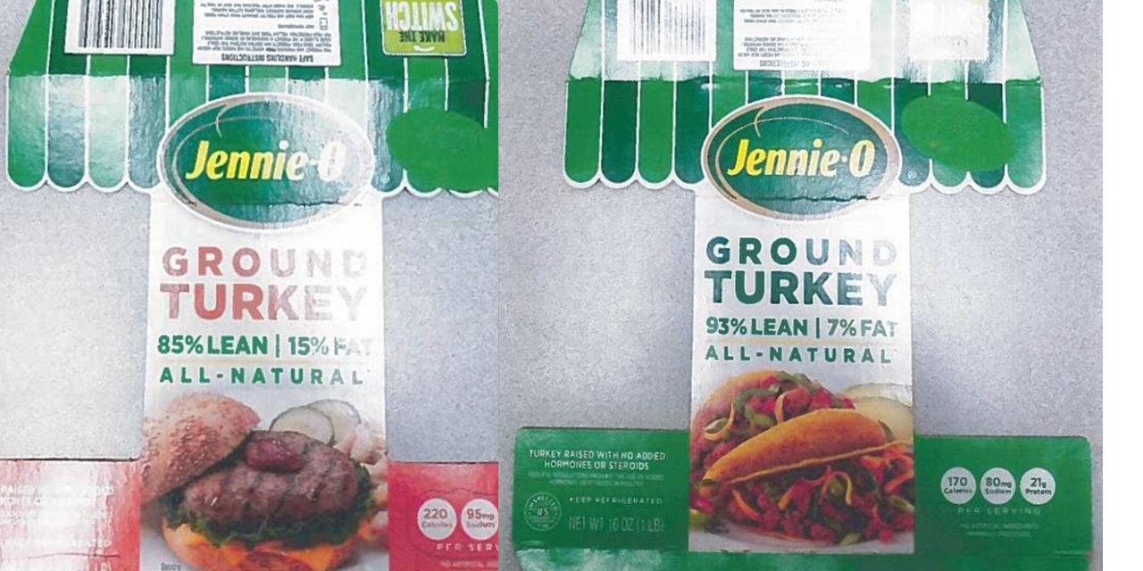 Jennie-O recalling more than 91,000 pounds of ground turkey