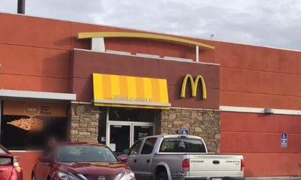 Transient assaults McDonald's employee in Merced