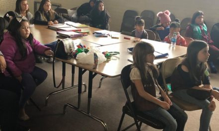 Girl Scout Troops invite Los Banos PD to their meeting