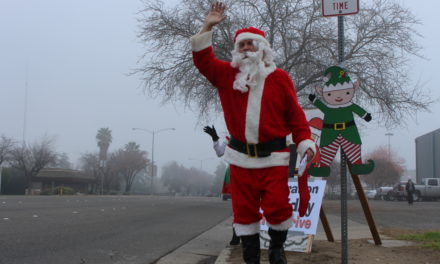 """Stuff """"The Bus"""" Operation Holiday Toy Drive in Merced"""