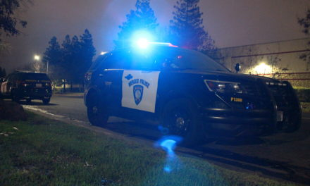 Suspected shoplifter arrested in Merced