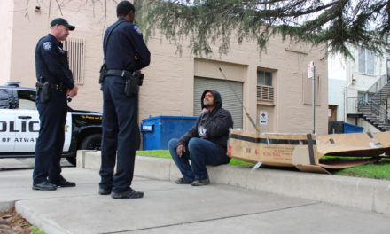 """Suspected """"creeper"""" confronted in Atwater"""