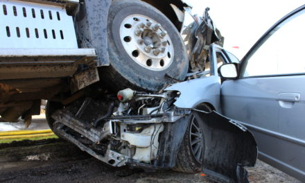Head-On Collision Results In Major Injuries in Merced County