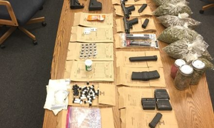 Man arrested on several charges in Los Banos