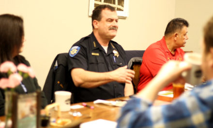 "Atwater Police Chief has first ""Coffee with the Chief"" at local cafe"