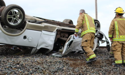 Man suffers major injuries after vehicle rollover in Merced County