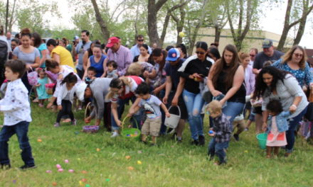 Hundreds take part in Atwater's first annual Easter egg hunt with the Mayor