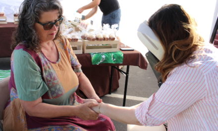 Farmers' Market Spotlight: Healing Bodywork