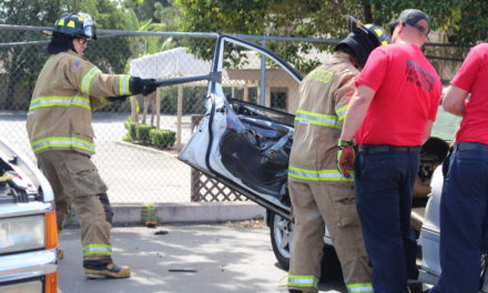 Merced County Fire Department Awarded Grant for Extrication Equipment for Emergency Response