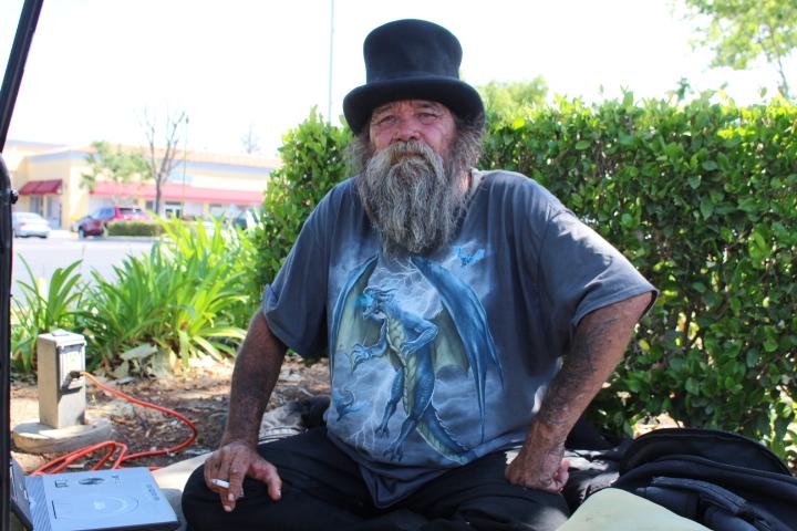 Homeless Merced man believes his beer was spiked with meth