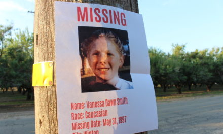 We Saw Vanessa Dawn Smith Walking Alone That Day, Winton Residents say