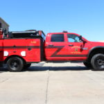 Livingston Fire Department unveils new Type-6 engine