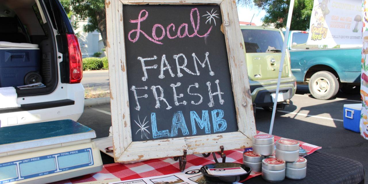 Farmer's Market Spotlight: Jacobsen Ranch