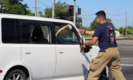"Winton Volunteer Fire Department asking public to ""Fill the Helmet"""