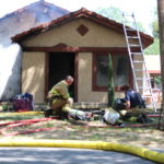 Firefighters respond to structure fire in Atwater