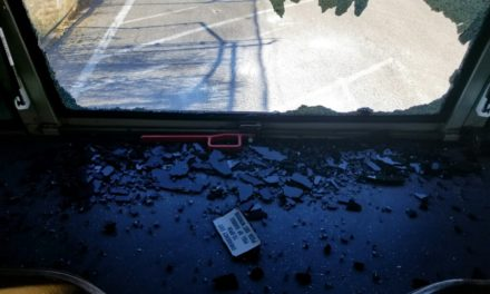 Several school buses vandalized at MUHSD transportation yard