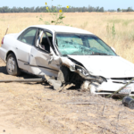 One person taken to hospital after head-on traffic collision in Merced County