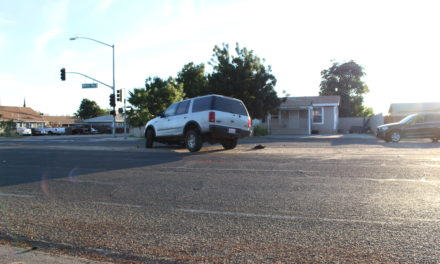 Man arrested for suspicion of DUI after traffic collision in Winton