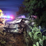 Head-on traffic collision in Merced County